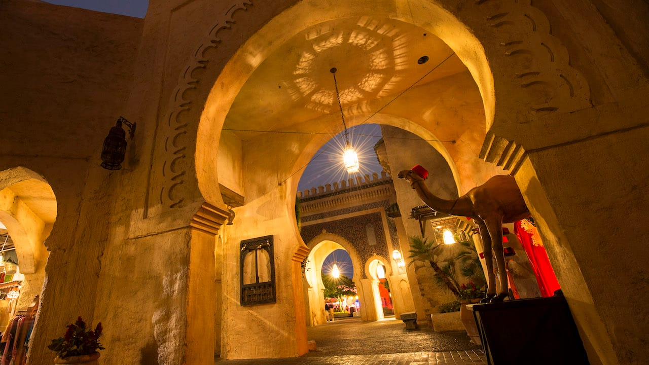 Disney Parks After Dark: A Night in Morocco