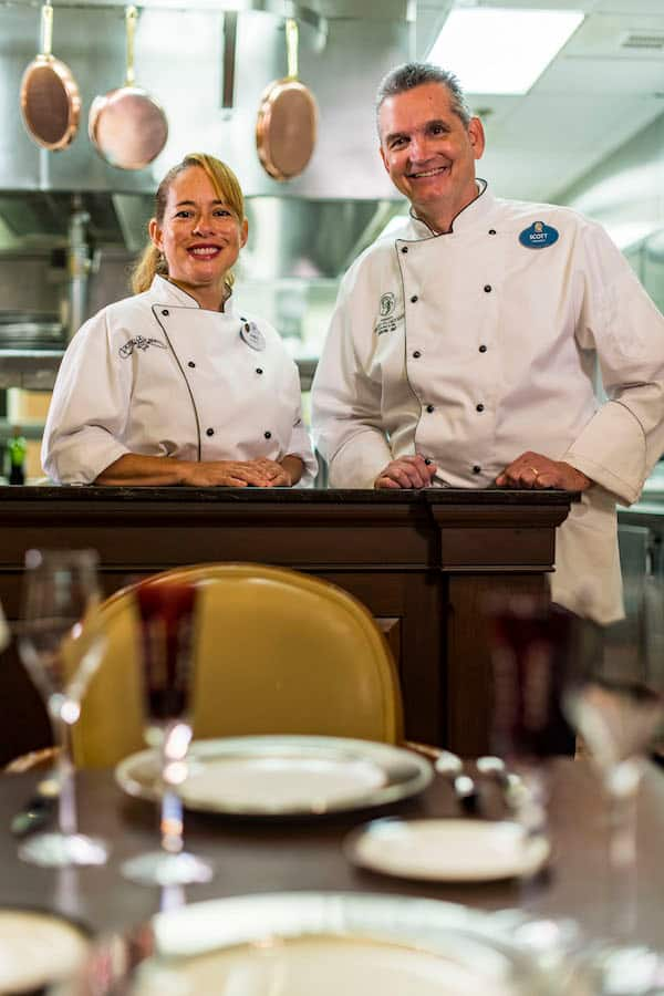Victoria & Albert's at Walt Disney World Resort Again Scores AAA Five-Diamond