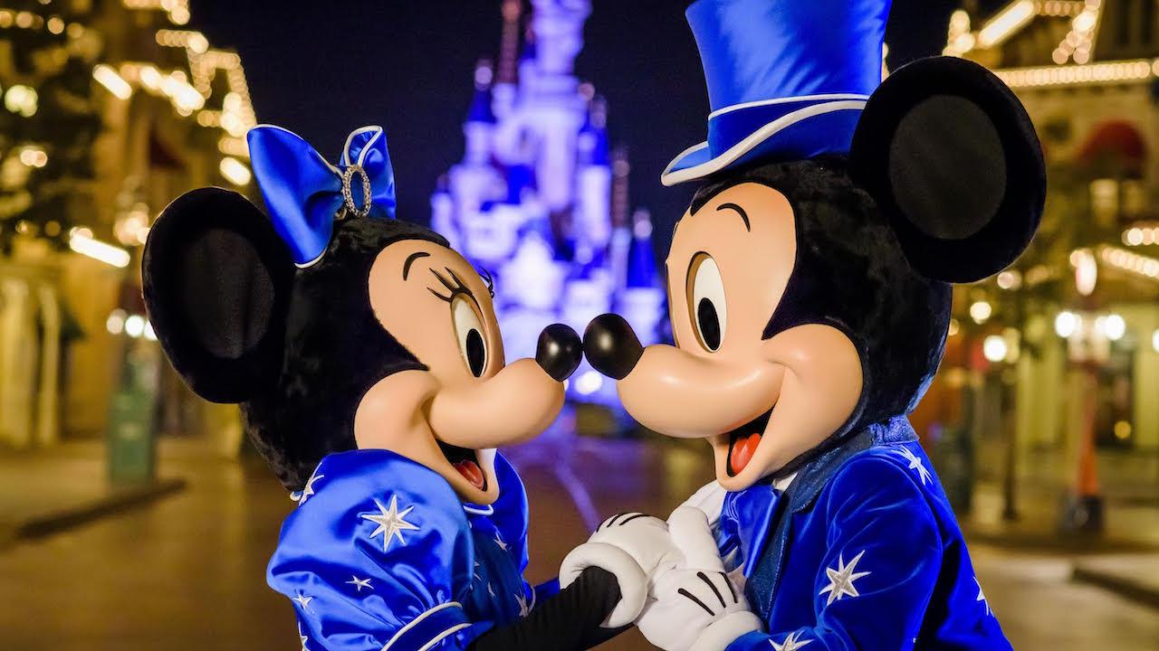 Disney Parks After Dark: Mickey and Minnie Prepare for Disneyland Paris 25th Anniversary Celebration