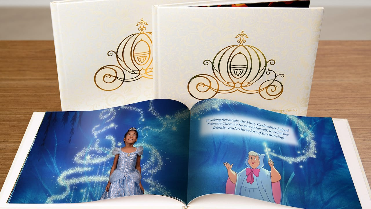 New Personalized Storybook Available at the Disney PhotoPass Studio in Disney Springs