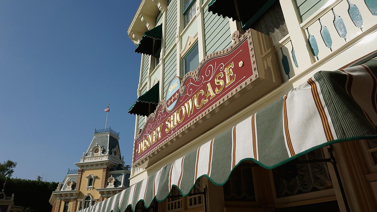 The Shops of Main Street, U.S.A.: Disney Showcase