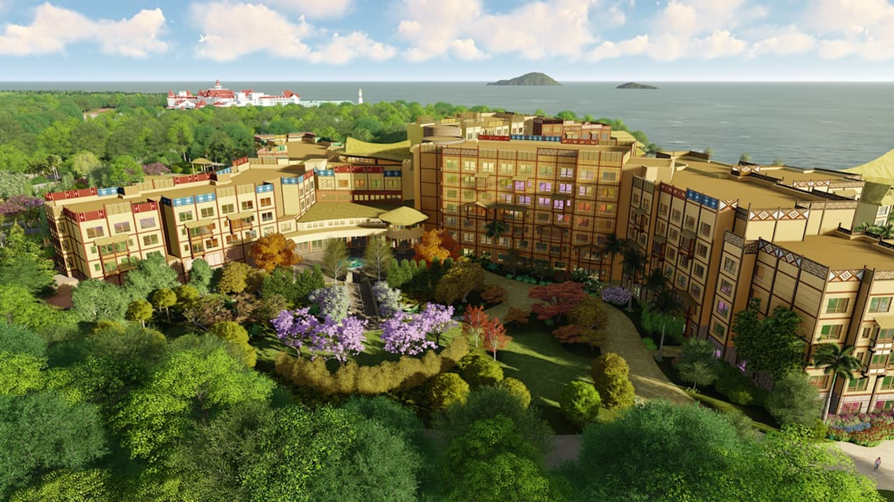 Disney Explorers Lodge Opening at Hong Kong Disneyland Resort on April 30