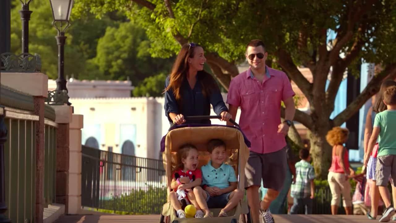 #DisneyKids: Navigating Disney Parks With Toddlers
