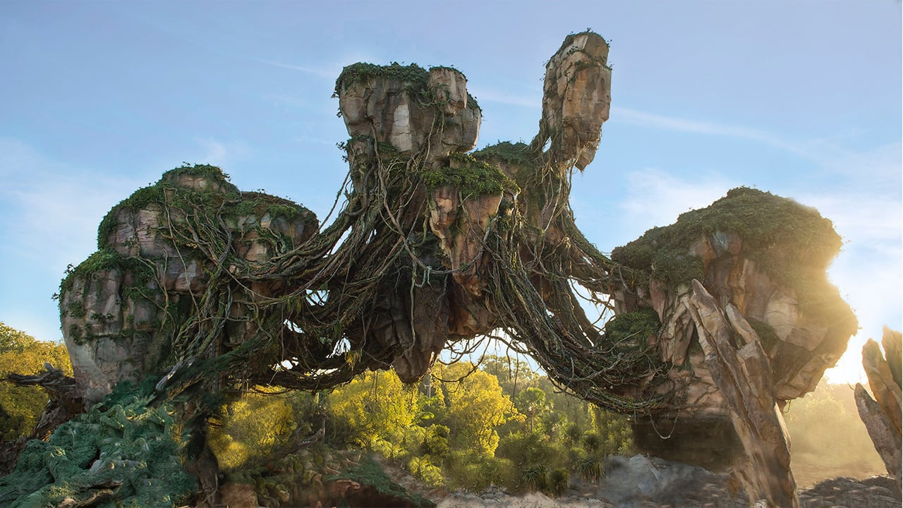 Just Announced: Pandora - The World of Avatar Will Open May 27 at Disney's Animal Kingdom