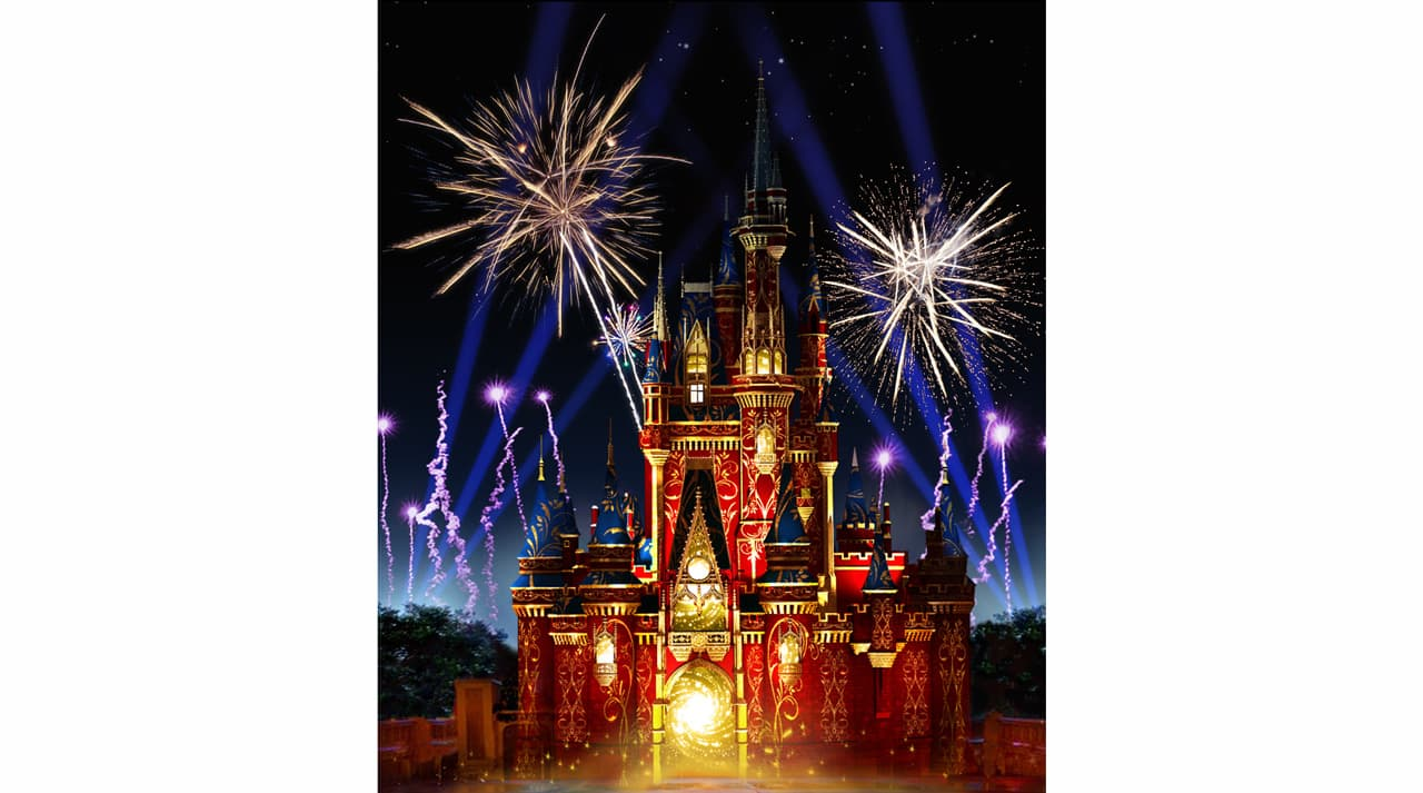 'Happily Ever After' Nighttime Spectacular Will Debut At Magic Kingdom Park This Spring
