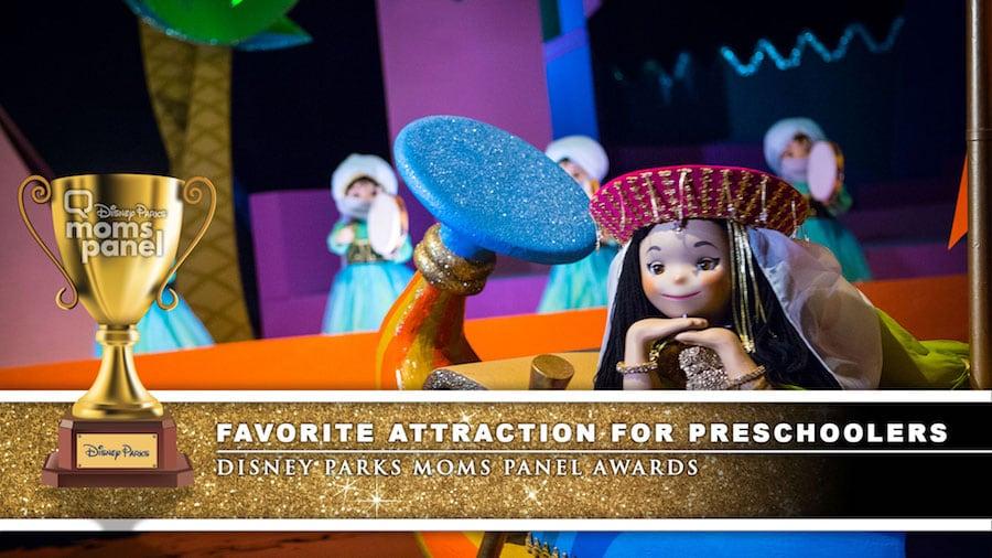 'it's a small world' at Magic Kingdom Park