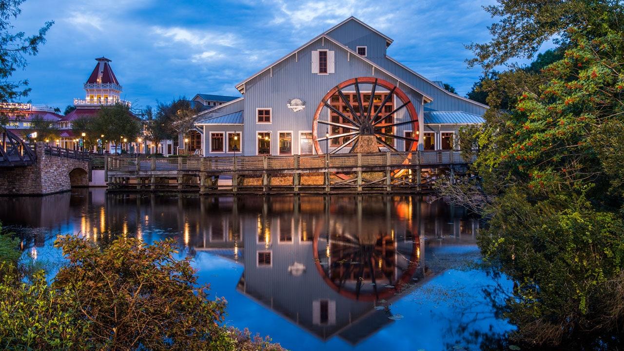Happy 25th Anniversary to Disney's Port Orleans Resort – Riverside on