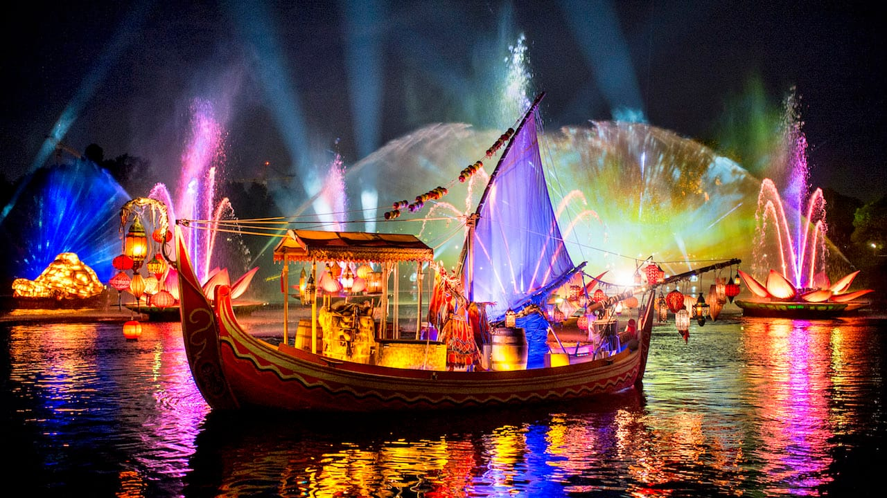 'Rivers of Light'