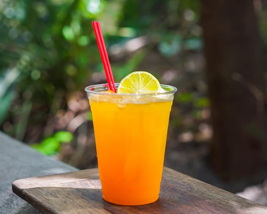 Jolly Roger Punch at Disneyland Park