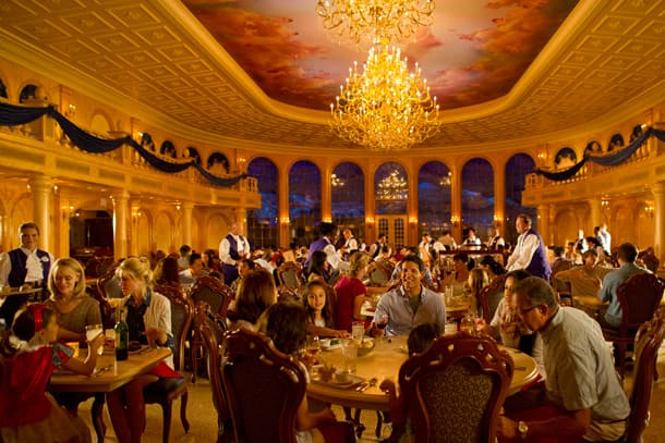 Be Our Guest Restaurant at Magic Kingdom Park