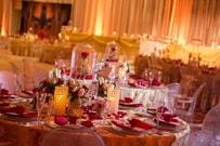 Beauty The Beast Inspired Wedding