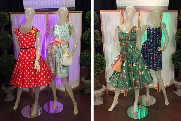 4b4d29b1f The Dress Shop Delights with Whimsical Collection Inspired By Disney Parks