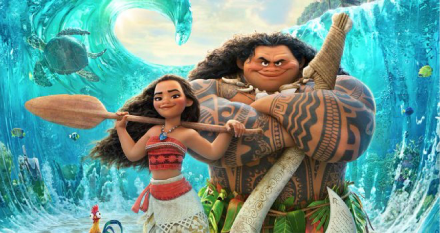 Enter For a Chance to Win a 'Moana' Blu-Ray Combo Pack