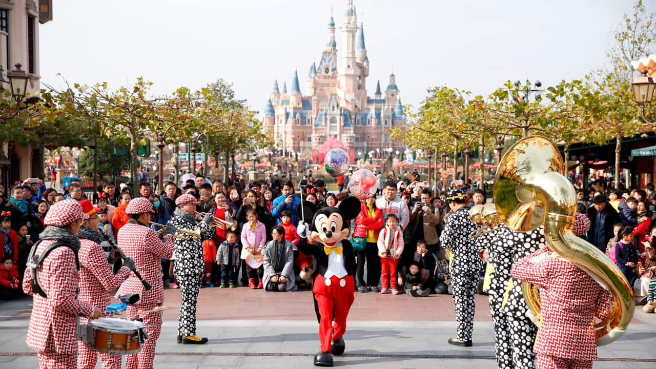 Shanghai Disneyland Welcomes Almost 8 Million Guests