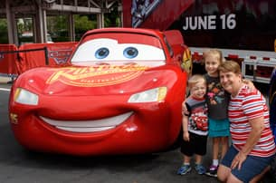 Disney·Pixar's 'Cars 3' Tour Kick Off at Disney Springs