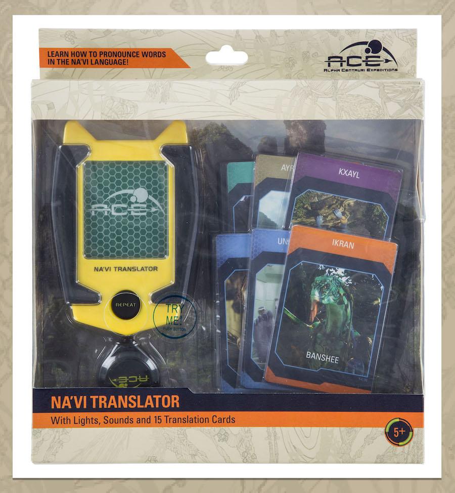 Na'vi Translator Device