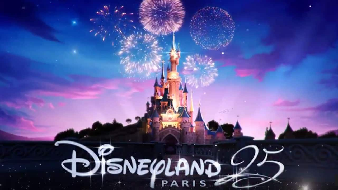 Disneyland Paris Enchanting Visitors With Nod to 'Beauty and The Beast' film as 25th Anniversary Celebrations Begin