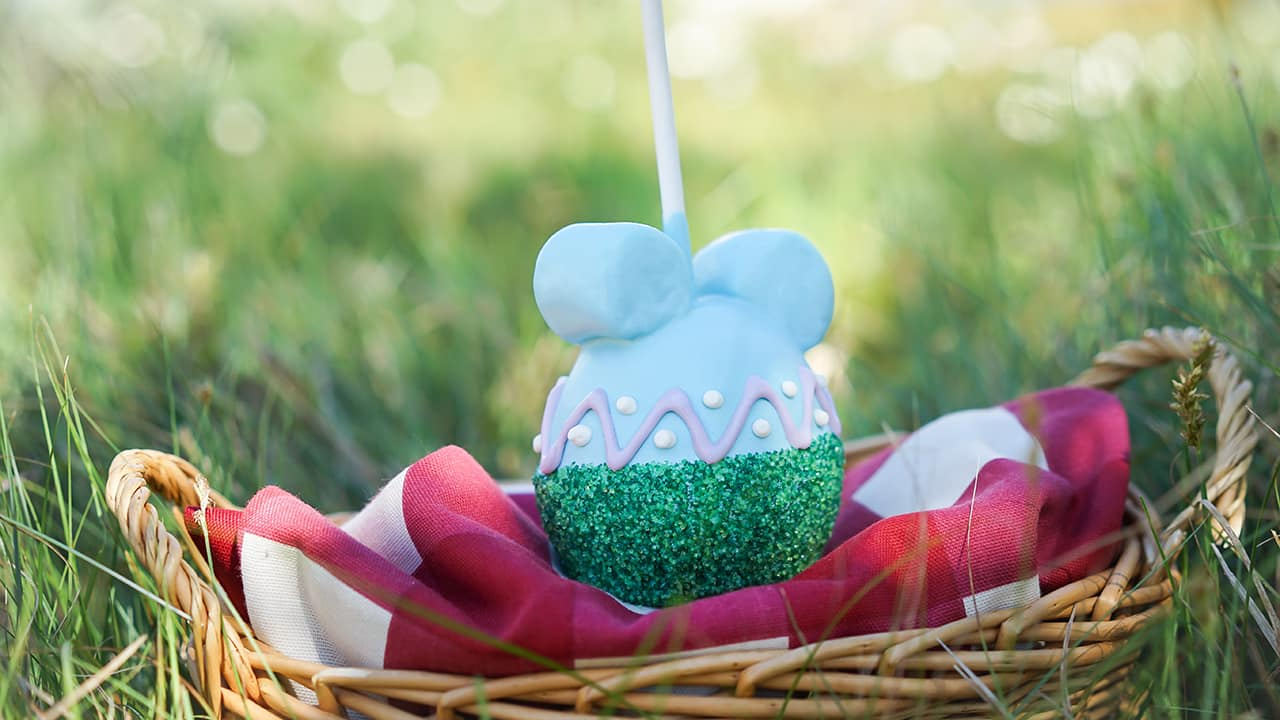 Celebrate Easter With Springtime Sweets and Eats at Disneyland Resort