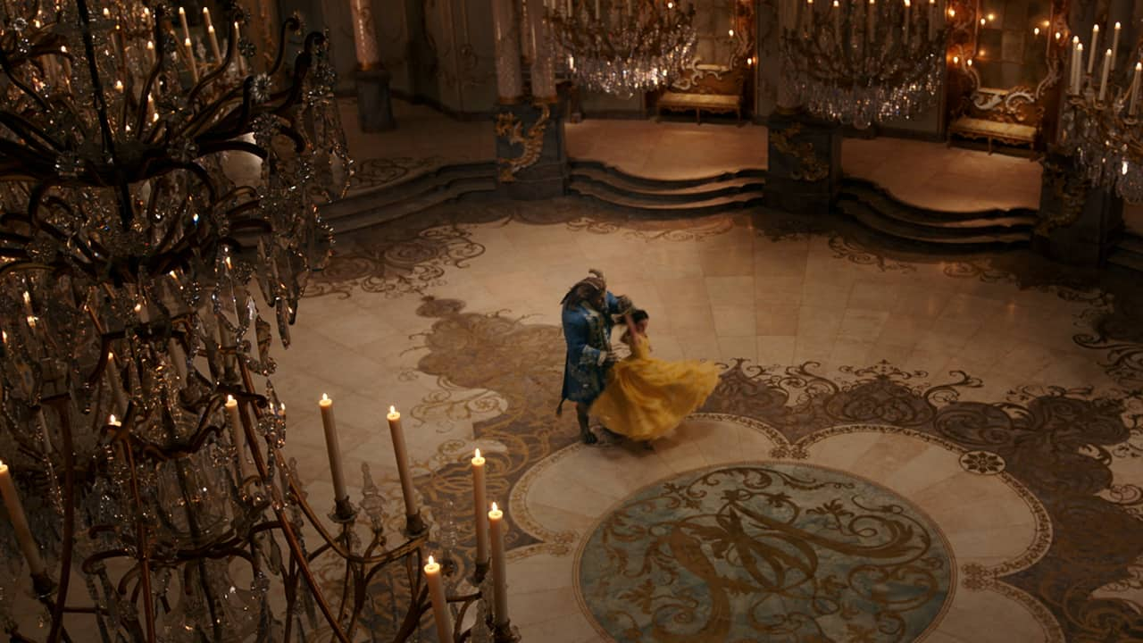 """3 Ways New """"Disney Beauty & The Beast"""" Musical Coming to Disney Dream Draws Inspiration from Live-Action Film"""