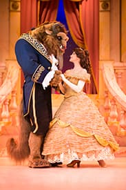 """Celebrate the upcoming release of """"Beauty and the Beast"""" with photos from Disney PhotoPass Service"""