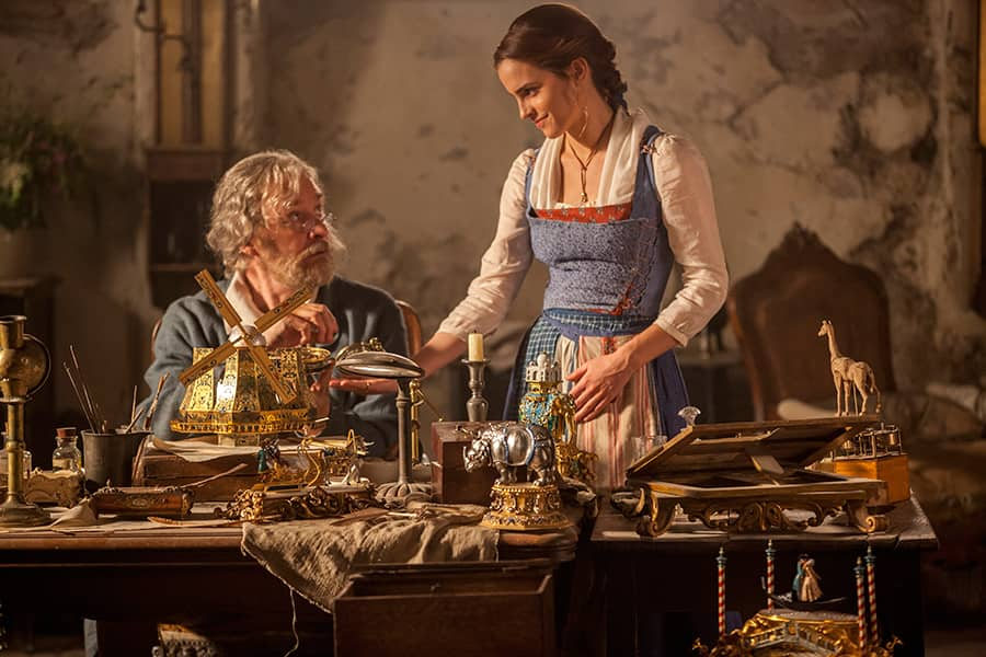 "3 Ways New ""Disney Beauty & The Beast"" Musical Coming to Disney Dream Draws Inspiration from Live-Action Film"