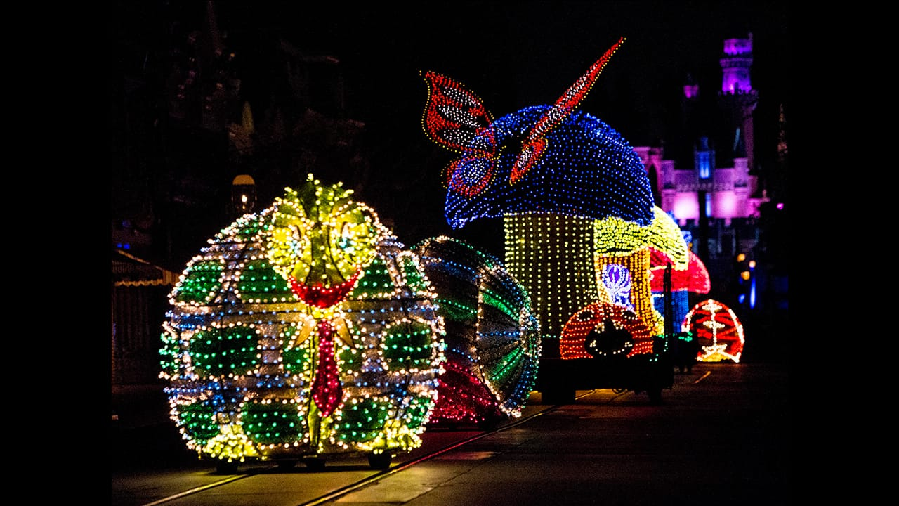 Main Street Electrical Parade Extended by Popular Demand at Disneyland Park