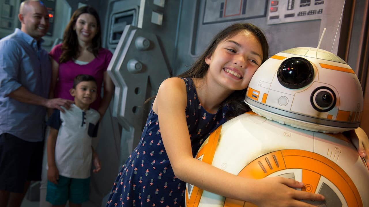 BB-8 Begins Greeting Guests at Disney's Hollywood Studios