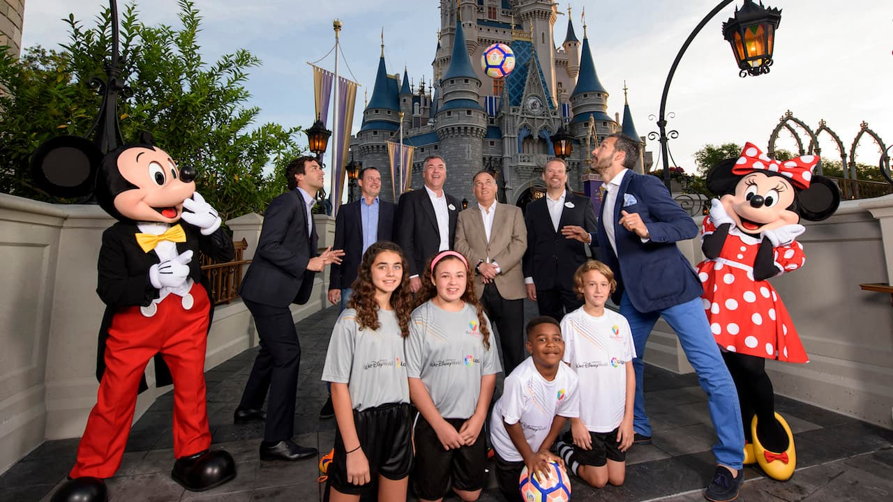World Renowned LaLiga Soccer Association Bringing its Magic to ESPN Wide World of Sports Complex