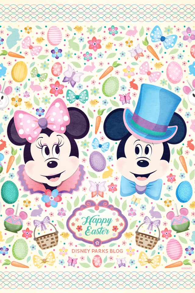Easter Wallpaper Mobile Disney Parks Blog