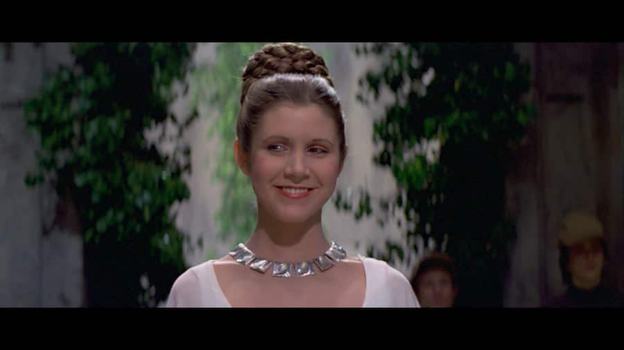 See the Ceremonial Necklace Worn by Princess Leia in Helsinki, Finland