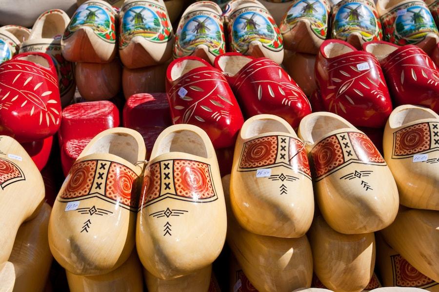 Volendam and Wooden Shoe Workshop