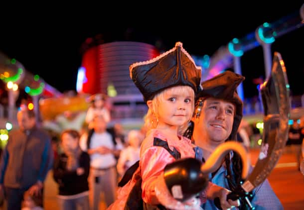 How to Prepare Your Pirate Crew for an Adventure on the High Seas with Disney Cruise Line