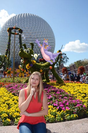 Make The Most of Memory Maker at The Epcot International Flower & Garden Festival - Magic Shots