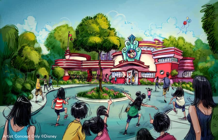Tokyo Disney Resort Breaks Ground on Fantasyland Expansion