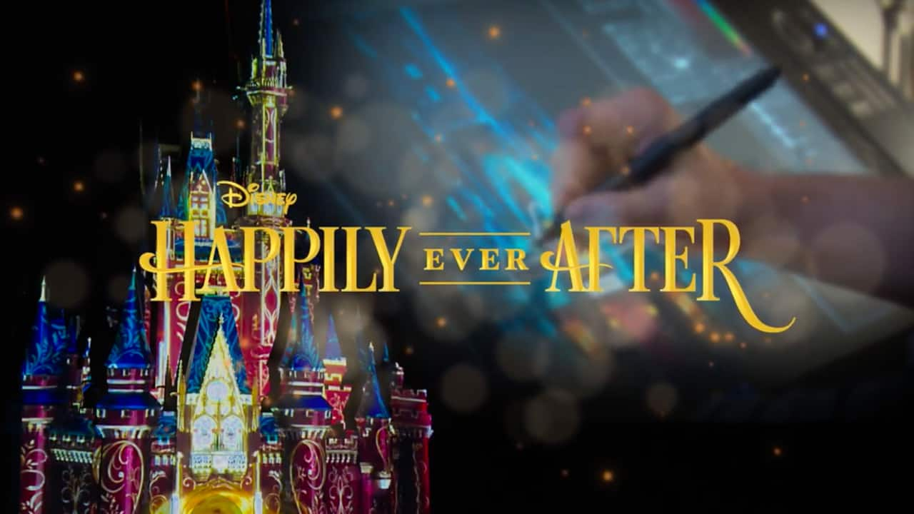 'Happily Ever After' To Feature The Most Advanced Projection Mapping Tech Yet