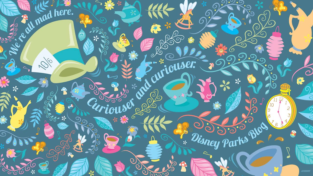 Download Our Disney Parks Blog Easter Egg Hunt Wallpaper Disney Parks Blog