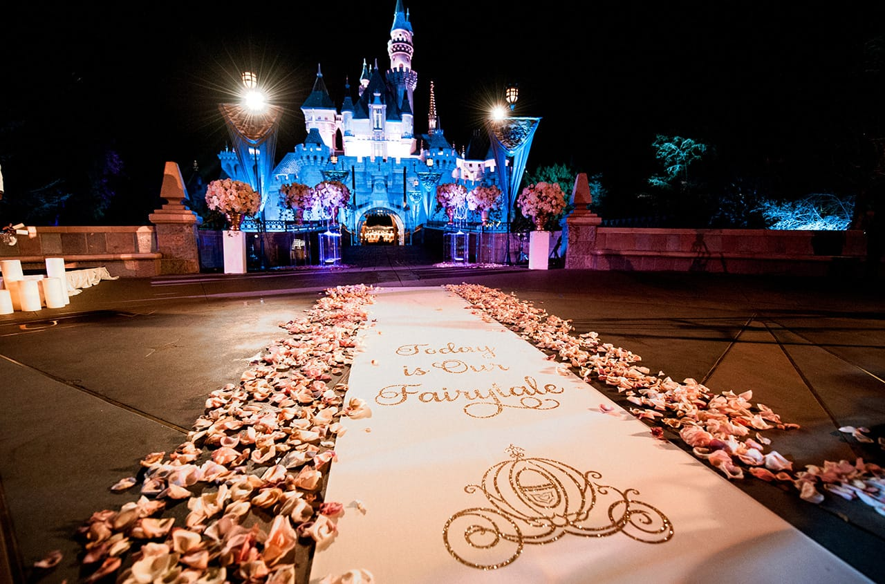 "Tune in on May 7th for a look at the magic behind happily ever after with the new special – ""Disney's Fairy Tale Weddings."""