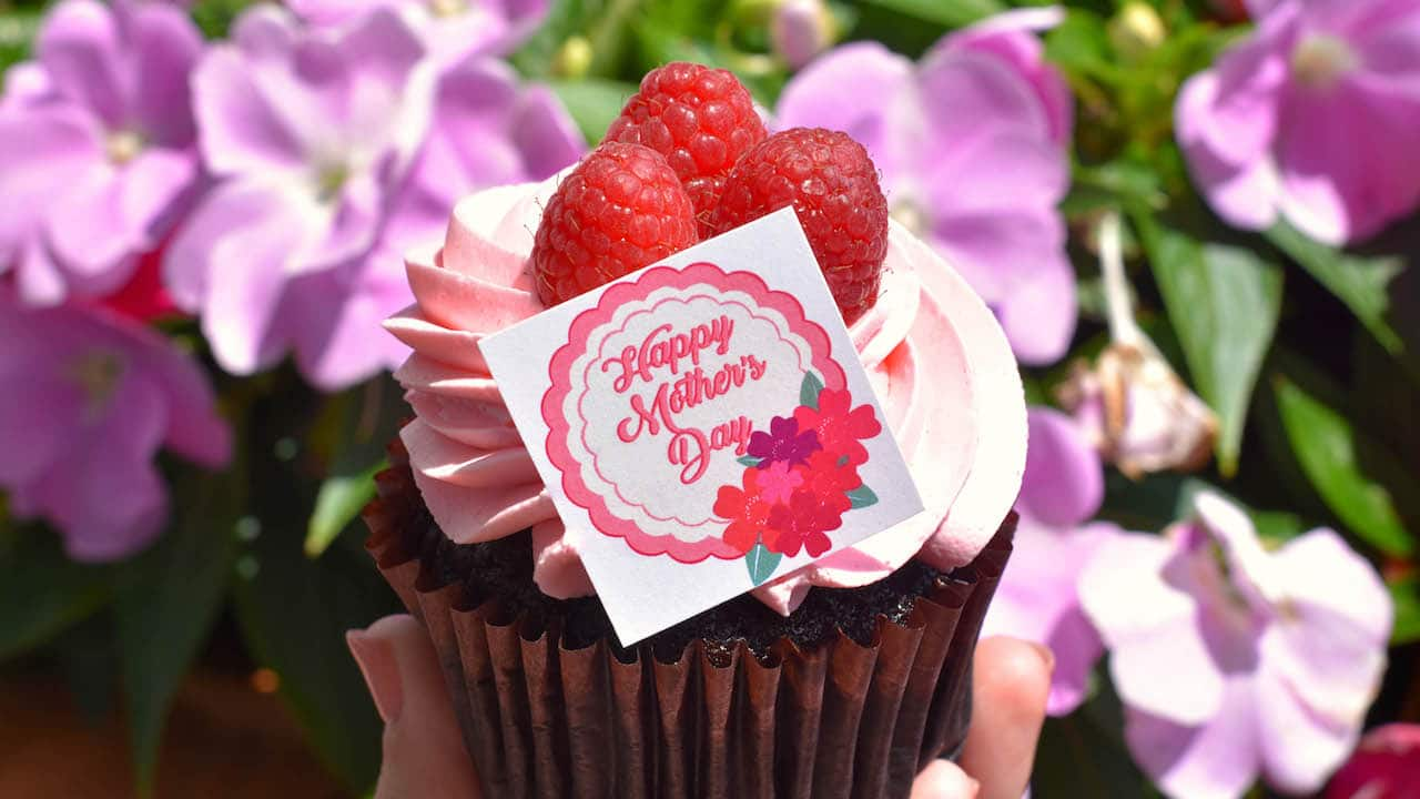 Delicious Ideas for Treating Mom on Mother's Day, May 14, at Walt Disney World Resort