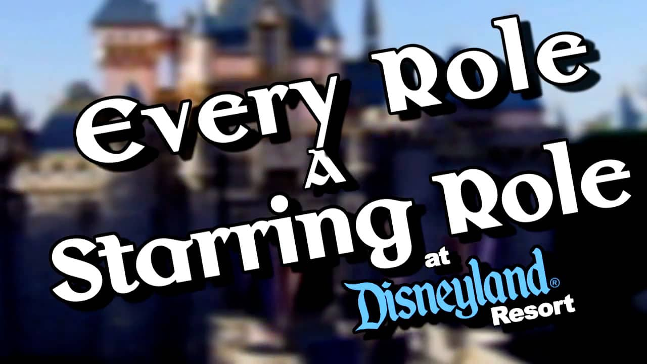 Every Role a Starring Role – Parade Operations Specialist at the Disneyland Resort