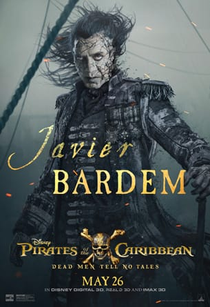 Embrace the Pirates Life with a Sneak Peek, Posters & Sweepstakes Inspired by Disney's 'Pirates of the Caribbean: Dead Men Tell No Tales'