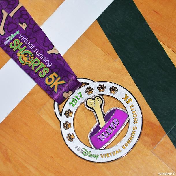 runDisney Virtual Running Shorts Series