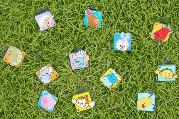 Exclusive Disney Trading Pins Debut at Shanghai Disney Resort