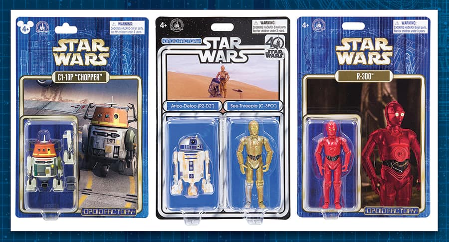 Life-long Star Wars Fan Develops Unique Merchandise Products Coming to Disney Parks This Month