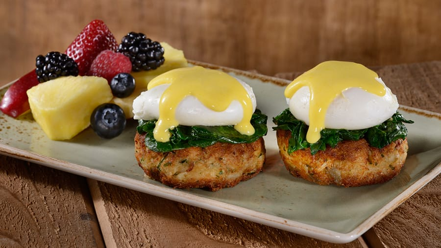 Celebrate National Eggs Benedict Day (April 16) at Disney Parks & Resorts!