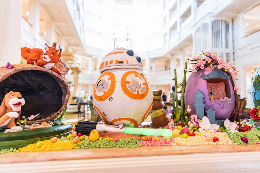 Easter Treats and Eats at Walt Disney World Resort