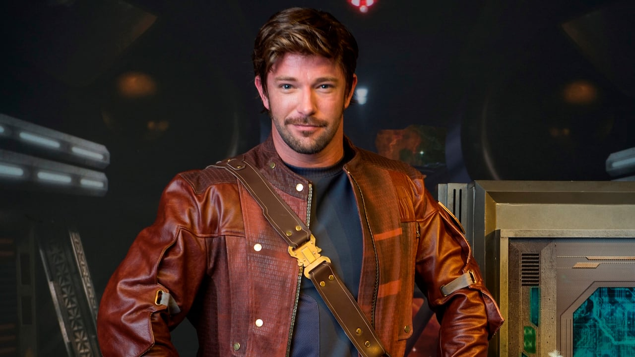 Meet 'Guardians of the Galaxy' Super Heroes on Marvel Day at Sea with Disney Cruise Line