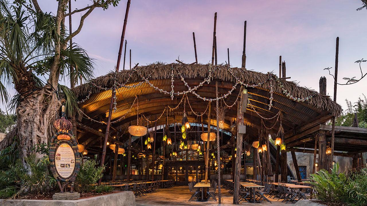 A Walk Through Culinary Story at Pandora—The World of Avatar at Disney's Animal Kingdom