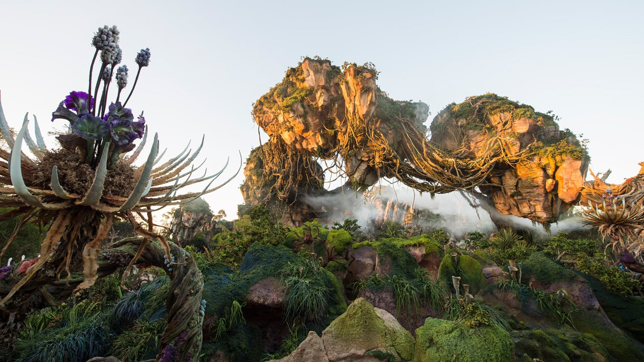 All in the Details: Finding Artistic Inspiration for Pandora - The World of Avatar
