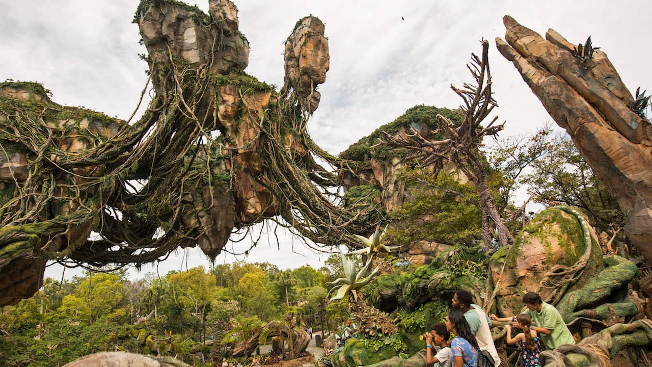 Disney Parks to Commit up to $1 Million for Animal Habitat Restoration to Celebrate the Opening of Pandora – The World of Avatar