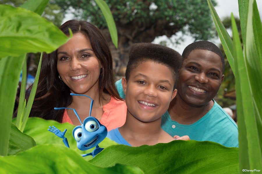 Exotic Magic Shots available at Disney's Animal Kingdom Park